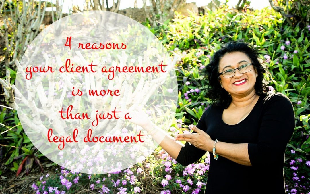 4 reasons your client agreement is more than just a legal document