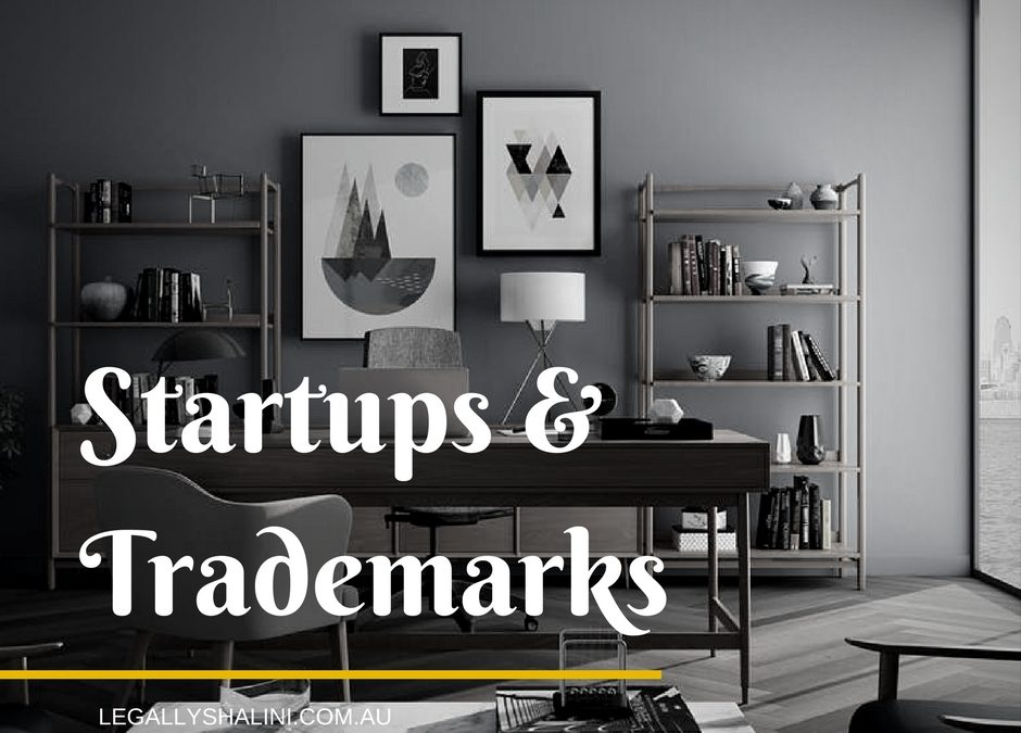 Startups and Trademarks