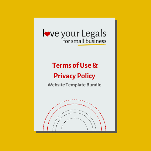Terms of Use and Privacy Policy