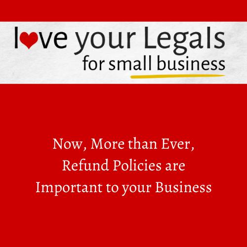 refund policies