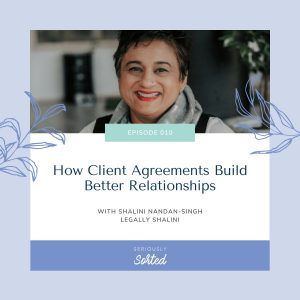 Legally Shalini - Client Agreement