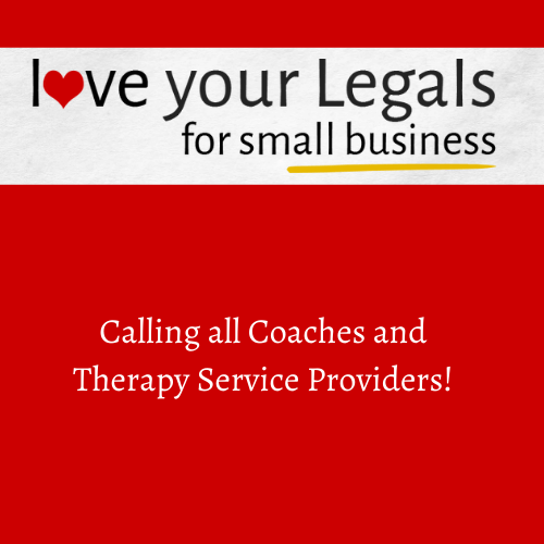 Calling all coaching or therapy service providers!