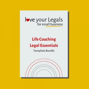Life Coaching Legal Essentials