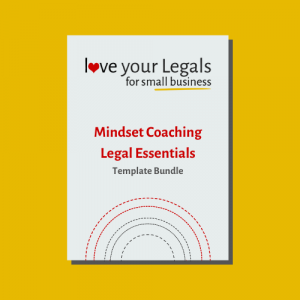 Mindset Coaching Legal Essentials