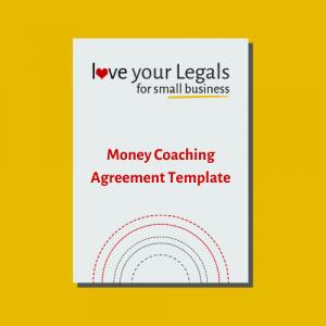 Money Coaching Agreement