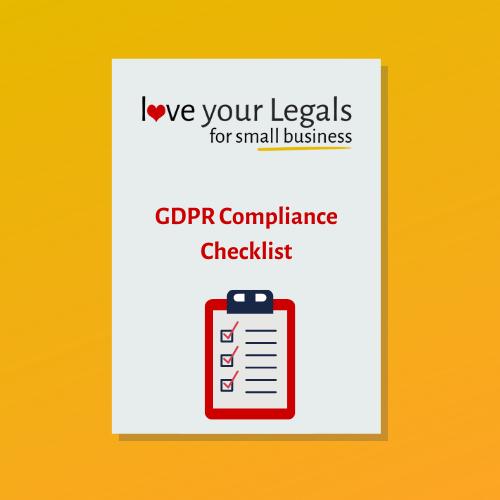 GPDR Compliance Checklist